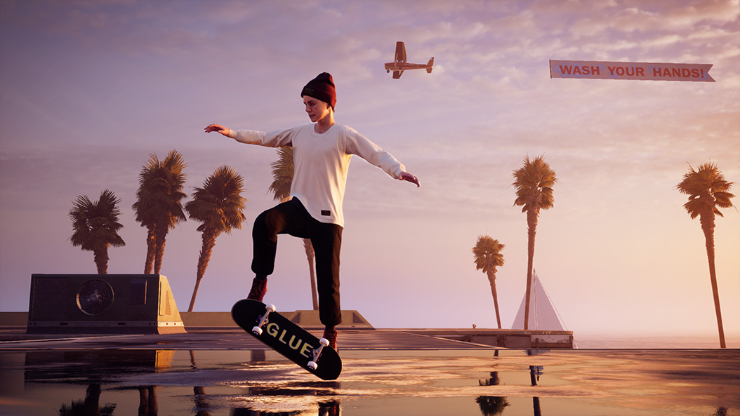 Tony Hawk's Pro Skater 1 + 2 es un viaje al pasado jugar